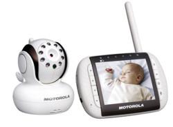 Recensione baby monitor wifi motorola