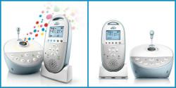 Baby monitor audio recensione SDC 580
