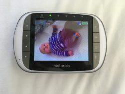video baby monitor motorola mbp 853