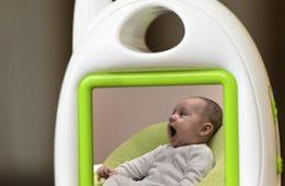 baby monitor fai da te
