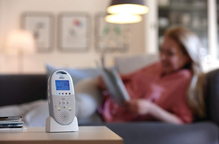 Recensione baby monitor avent scd580