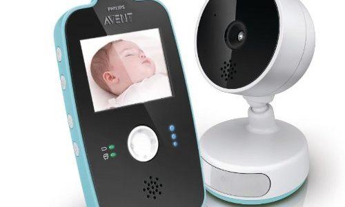 Recensione baby monitor avent scd603