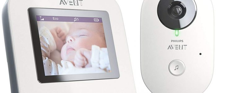 Recensione baby monitor avent scd620