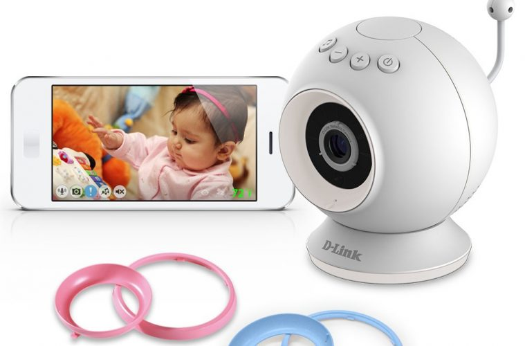 Recensione baby monitor dlink dcs-825